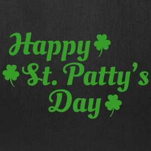 happy st patty's day Bags & backpacks - Tote Bag