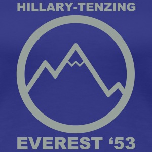 Everest 53 Women's T-Shirts - Women's Premium T-Shirt