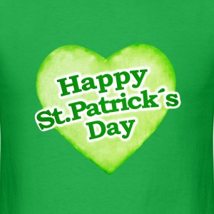 Unique Happy St. Patrick´s Day Design - Men's T-Shirt