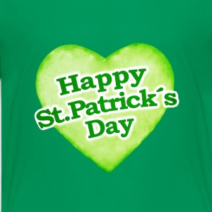 Unique Happy St. Patrick´s Day Design - Kids' Premium T-Shirt