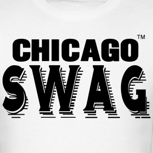 CHICAGO SWAG - Men's T-Shirt