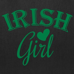 irish girl / irish girl heart Bags & backpacks - Tote Bag