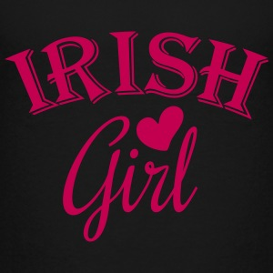 irish girl / irish girl heart Kids' Shirts - Kids' Premium T-Shirt