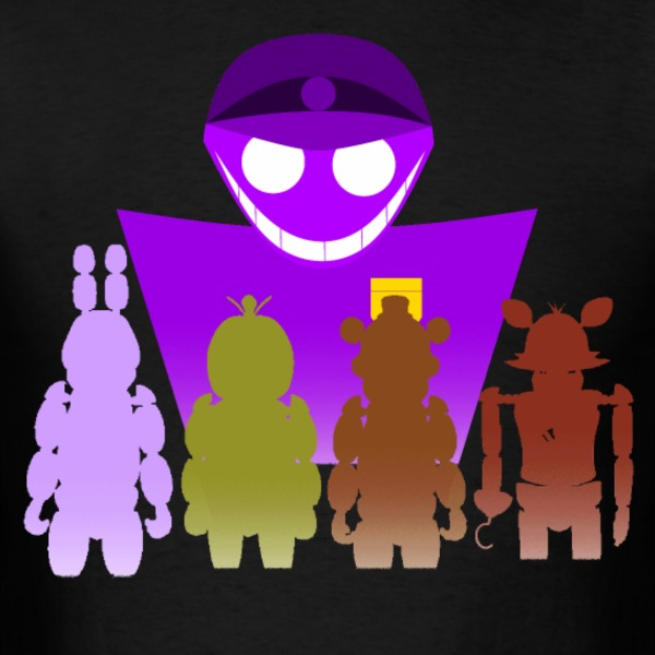FNAF | You Made Us... - Men's T-Shirt
