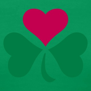 Heart Shamrock - Women's Premium T-Shirt