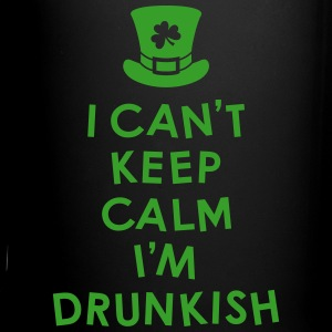 Keep Calm St. Patricks Mugs & Drinkware - Full Color Mug