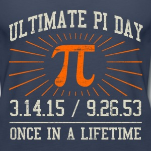 Ultimate Pi Day 2015 Tanks - Women's Premium Tank Top