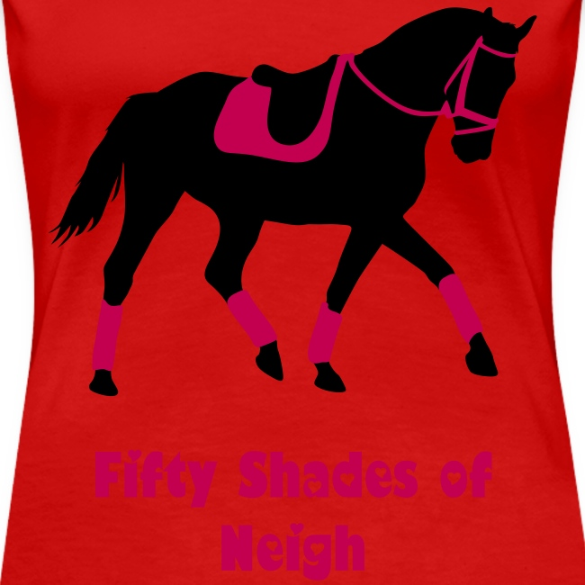 50 Shades Of Neigh - Female