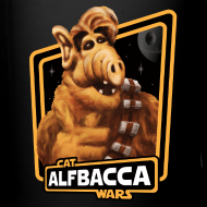 Design ~ Alfbacca: Cat Wars Mug