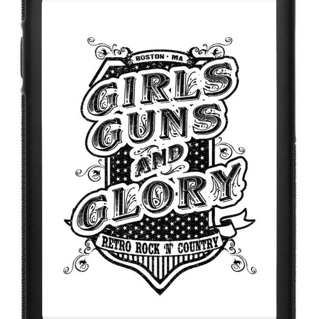Girls Guns & Glory Iphone 6 Case