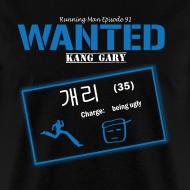 Design ~ [Running Man] Ep 91 Gary w/ Nametag