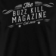 Design ~ The Buzz Kill Magazine Retro Logo