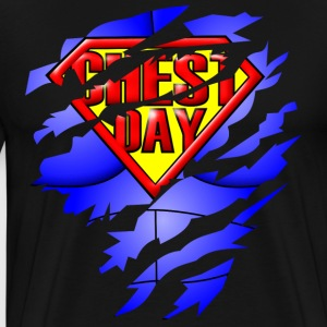 Chest Day Tee - Men's Premium T-Shirt