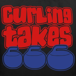 Curling Takes Stones 2