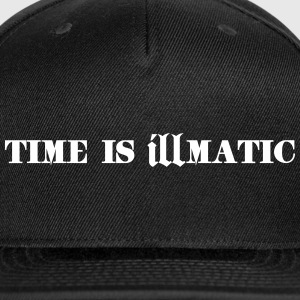 Time Is Illmatic Sportswear - Snap-back Baseball Cap