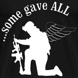 Some Gave All KIA - Men's Premium T-Shirt