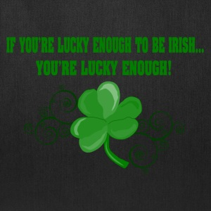 Luck Of The Irish Tote Bag - Tote Bag