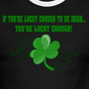 Luck Of The Irish Shirt - Men's Ringer T-Shirt