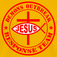 Design ~ Jesus Christ Fish Cross response team