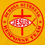 Design ~ Jesus Christ Fish Cross response team