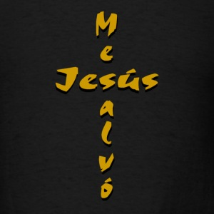 Jesus me ama - Men's T-Shirt
