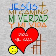 Design ~ Jesus me ama t shirts,