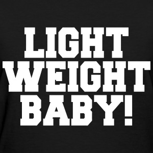 Light Weight Baby Women's T-Shirts - Women's T-Shirt