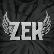 Design ~ Zek Logo Grey - Unisex