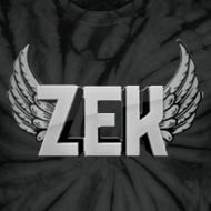 Design ~ Zek Logo Grey - Unisex