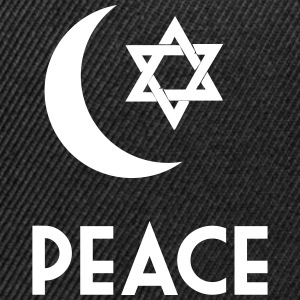 Peace For My Religion, Islam Inspiration Sportswear - Snap-back Baseball Cap