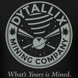 Star Trek Conspiracy Dytallix - Men's T-Shirt