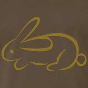rabbit T-Shirts - Men's Premium T-Shirt