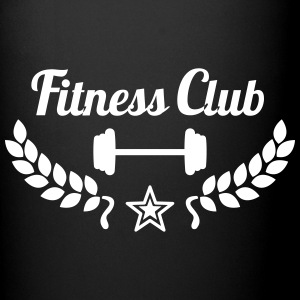 fitness club Mugs & Drinkware - Full Color Mug
