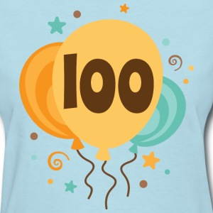 100th Birthday Party Gift Women's T-Shirts - Women's T-Shirt