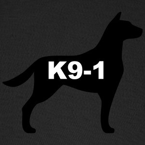 k9-1 Logo Large Caps - Baseball Cap
