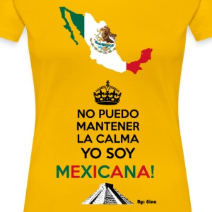 Mexicana - Women's Premium T-Shirt
