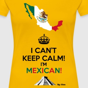 Mexican - Women's Premium T-Shirt