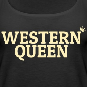 Westernqueen Tanks - Women's Premium Tank Top