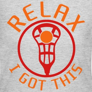 Relax I Got This Lacrosse Long Sleeve Shirts - Women's Long Sleeve Jersey T-Shirt
