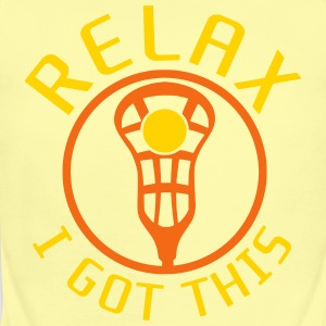 Relax I Got This Lacrosse Baby & Toddler Shirts - Short Sleeve Baby Bodysuit