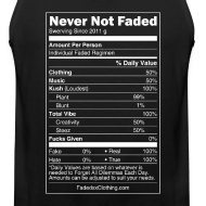 Design ~ Faded Nutrition