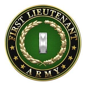 First Lieutenant (1LT)