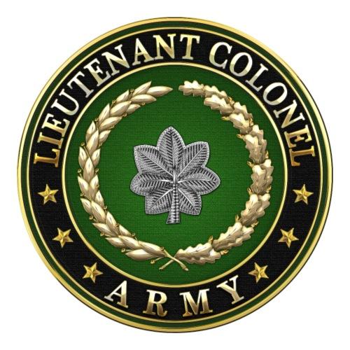 Lieutenant Colonel (LTC)