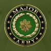 Major (MAJ) Rank Insignia 3D  - Men's T-Shirt by American Apparel