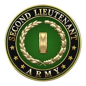 Second Lieutenant [2LT]