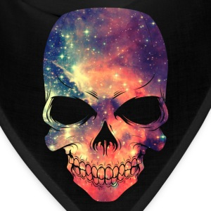 Universe - Space - Galaxy Skull Caps - Bandana