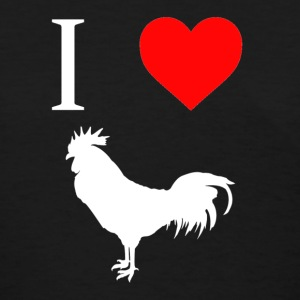 I Love Cock - Women's T-Shirt