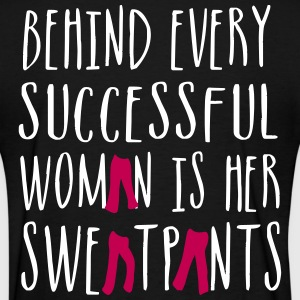 Behind Every Successful Woman - Country Closet Women's T-Shirts - Women's T-Shirt
