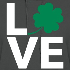 Love Shamrock - Country Closet Hoodies