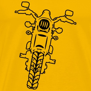 motorcycle site T-Shirts - Men's Premium T-Shirt